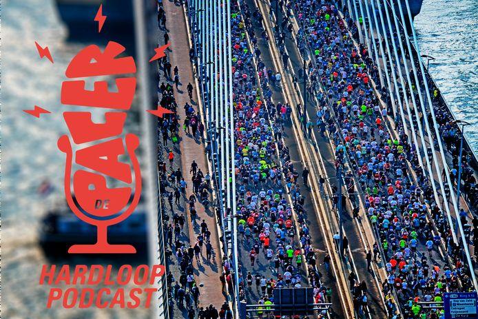 Podcast Marathon Rotterdam.
