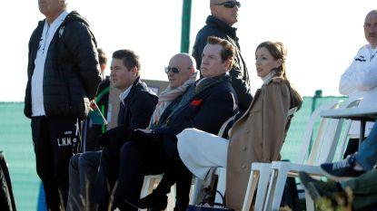D'Onofrio , familie Gheysens, en 100 fans in Algorfa