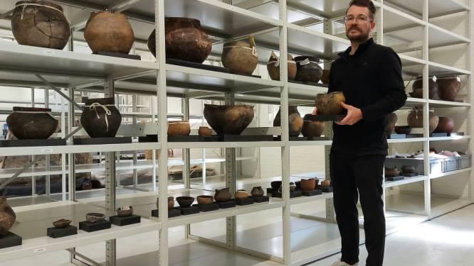 """Erfgoeddepot Noorderkempen toont voor het eerst archeologische vondsten aan grote publiek: """"Al deze objecten tonen aan dat de 'stille Kempen' helemaal niet zo stil waren"""""""