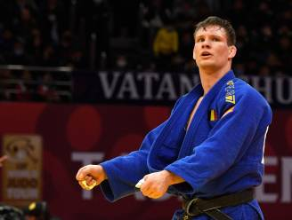 """Zilver voor Matthias Casse op EK judo: """"Spijtig dat de Brabançonne niet speelde, hopelijk op de Spelen wel"""""""