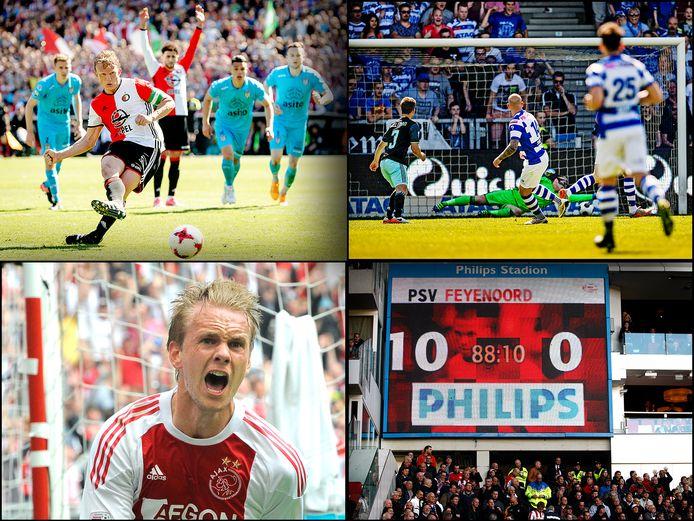 Wat Was Dit Decennium De Meest Memorabele Eredivisiewedstrijd Nederlands Voetbal Ad Nl