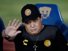 Maradona wordt voor het eerst sinds 1995 weer trainer in Argentinië