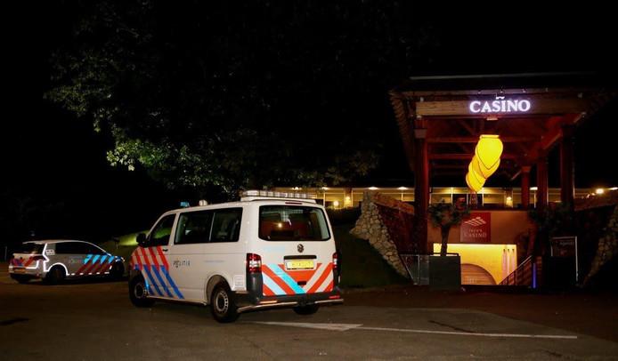 De overval vond plaats op het casino dat zij in het Van der Valk-hotel bevindt.