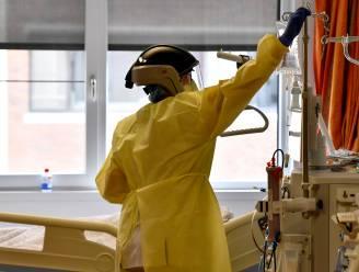 OVERZICHT. Daling coronabesmettingen vertraagt maar ziekenhuisopnames blijven dalen met 17 procent