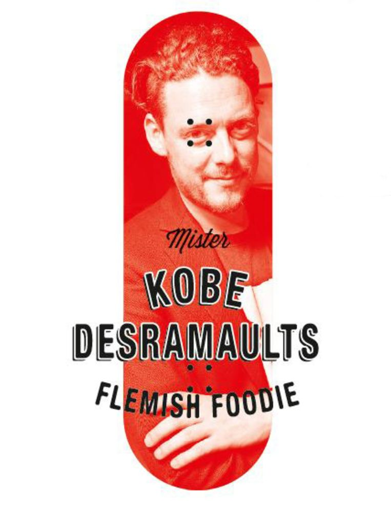 Kobe Desramaults. Beeld DM