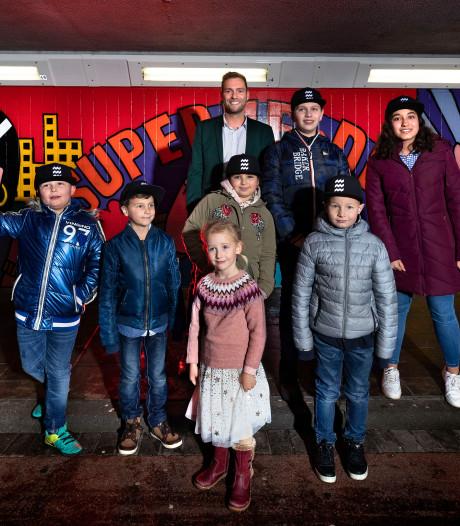 Eindhoven geeft zeven kinderen een jeugdlintje
