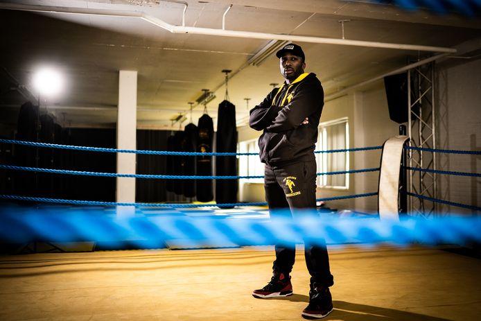 Boy Boy Martin bokser Arnhem
