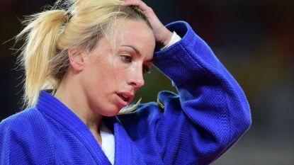 Charline Van Snick er meteen uit op EK judo