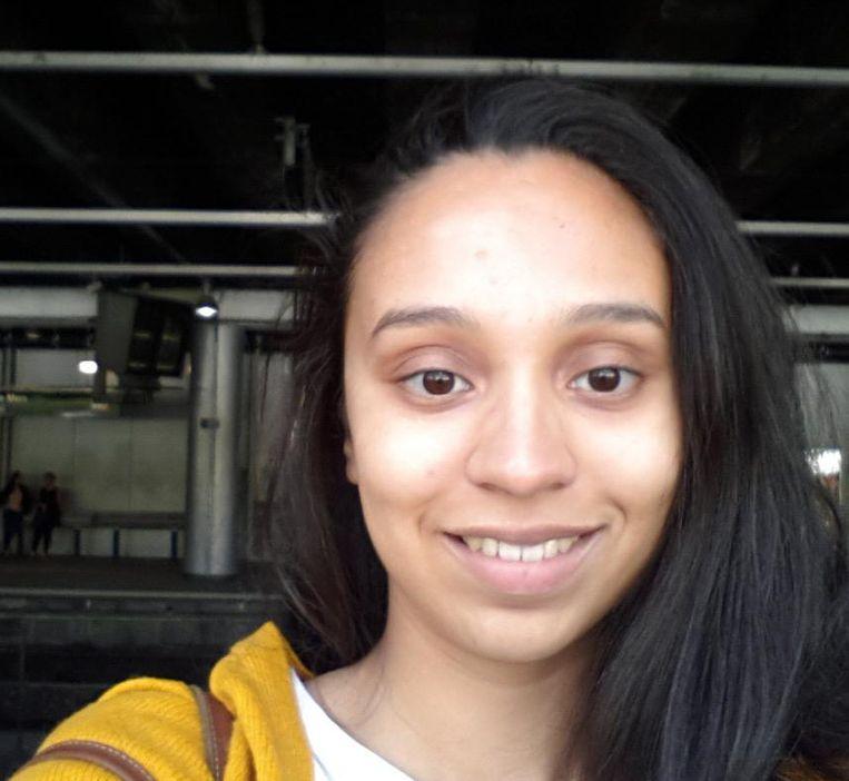 Fatima Jamai (21) Beeld Eigen foto