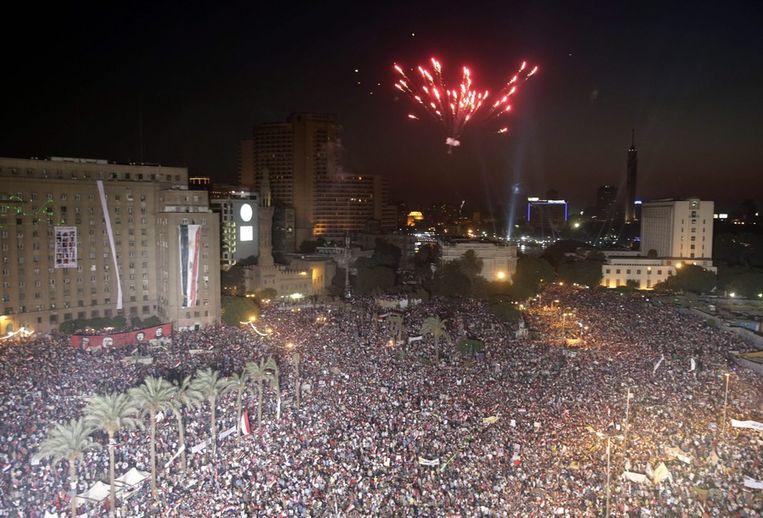 Tahrirplein Beeld epa
