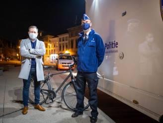 """In vier maanden 281 fietsers betrapt op fietsen zonder werkende verlichting: """"Derde minder overtredingen dan vorig jaar"""""""