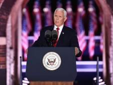 Mike Pence: Je bent niet veilig in Bidens Amerika