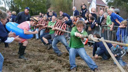 Steeds meer deelnemers voor ludieke touwtrekwedstrijd 'Keeremes Tem Beirg'
