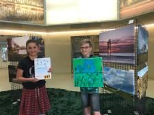 Creatieve Borselse kinderen maken kans op expositie in het stadhuis en een prijs