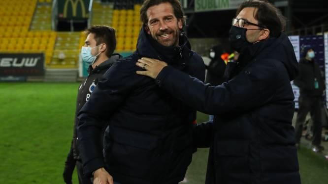 """Eeklonaar Rik De Mil is trainer van Club NXT: """"Lat ligt altijd hoog bij Club Brugge"""""""
