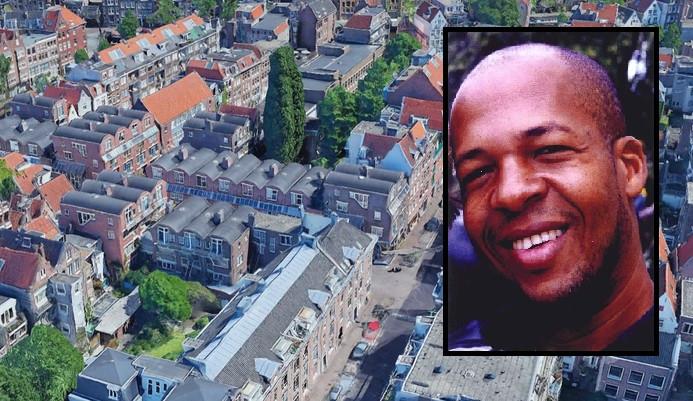De Willemstraat en omgeving in Amsterdam, de plek waar de Amsterdamse drugscrimineel Patrick van Dillenburg op januari 2002 verdween. Ruim zeventien jaar later is een Helmonder opgepakt voor diens liquidatie; maandag begint zijn rechtszaak
