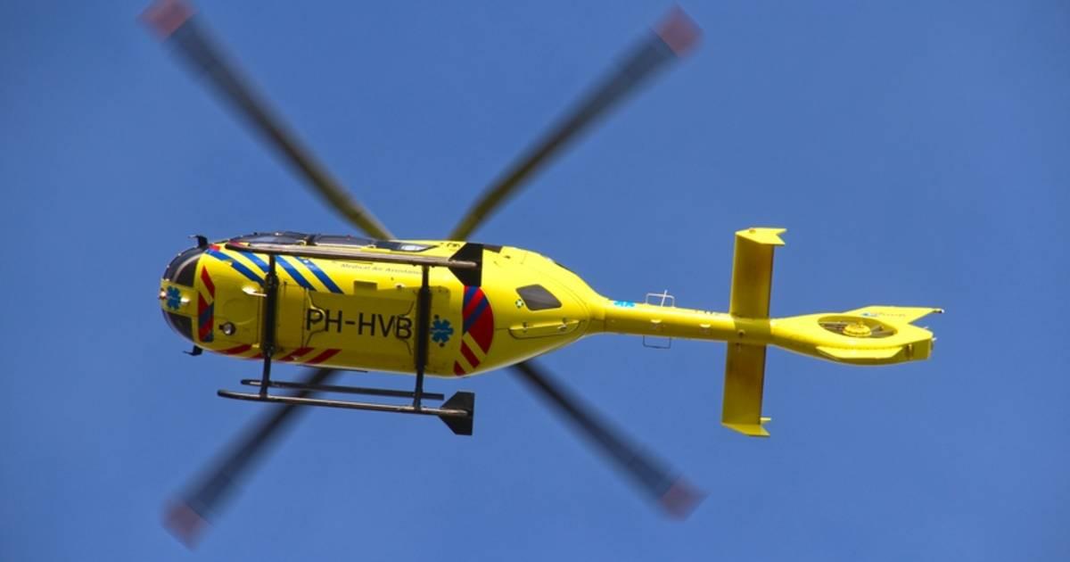 Kind gewond door botsing met auto in Kloosterzande.