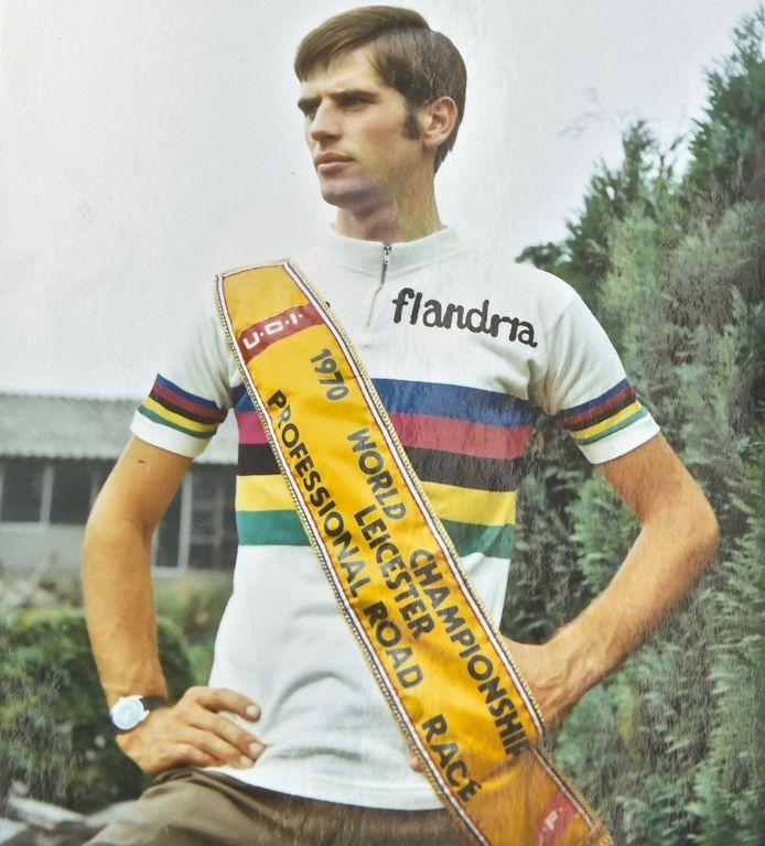 Jean-Pierre Monseré werd 50 jaar geleden wereldkampioen