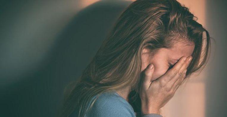 Evelien (37) zat een jaar lang in een psychiatrische kliniek Beeld iStock