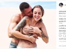 Temptation-Niels en Rosanna  stappen in huwelijksbootje