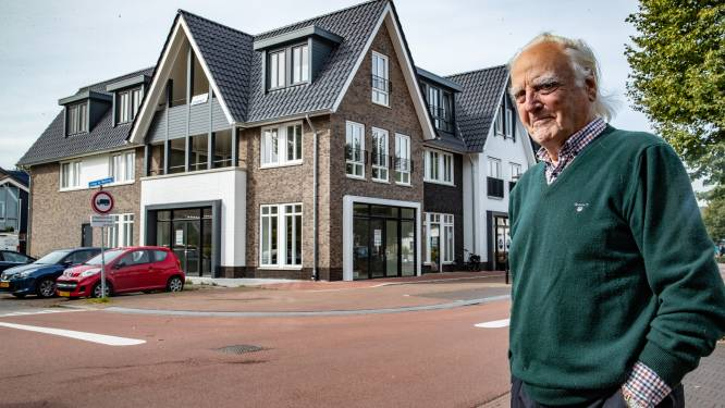 Op 83-jarige leeftijd ziet Penninkhof zijn Diepenveense droom uitkomen: 'Is wel meteen laatste kunstje'