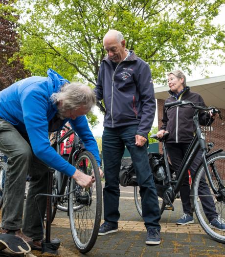 Plezier nu vooral voorop bij cursus e-bike in Elburg