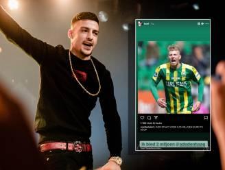 """Rapper Boef wil ADO Den Haag kopen: """"Ik bied 2 miljoen"""""""