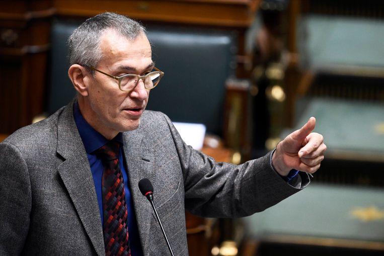 Minister van Volksgezondheid Frank Vandenbroucke (sp.a). Beeld Photo News