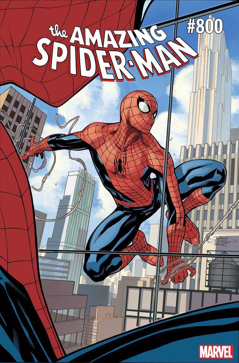 Superheld Spider-Man Beeld null