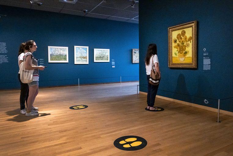 Het Van Gogh Museum. Beeld ANP