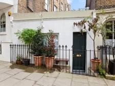 'Kleinste huis ter wereld' te klein voor hypotheek