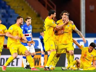 Nainggolan bezorgt Cagliari punt met harde knal en speelt zich zo nog dieper in Sardijnse harten