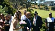 Bruid overlijdt enkele uren nadat ze in het huwelijk treedt