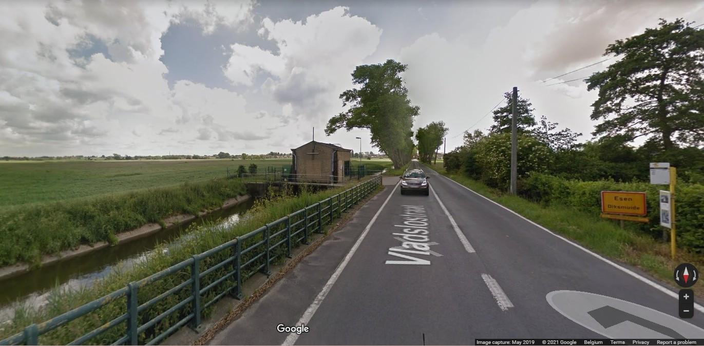 Langs deze straat komt een fietspad