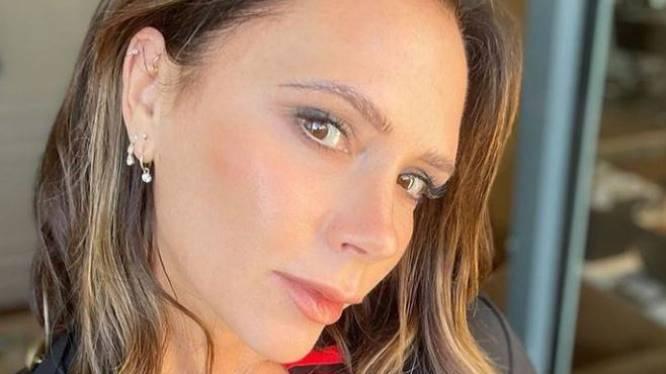 L'astuce insoupçonnée de Victoria Beckham pour avoir bonne mine malgré des nuits courtes