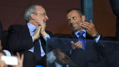 """Is unicum met enkel G5-clubs in Champions League een voorsmaakje voor Galáctico-liga? """"Een geschift plan"""""""