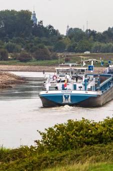 Hoop dat IJssel snel beter bevaarbaar wordt