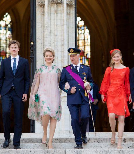 """La photo inédite de nos princes et princesses pour leur rentrée scolaire: """"Ils grandissent si vite"""""""