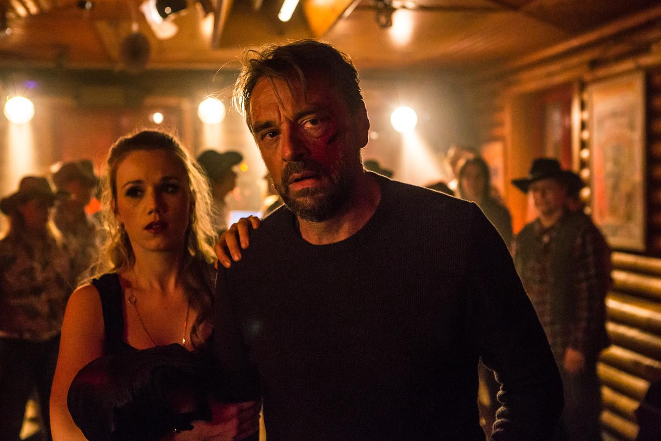 Tom Waes is in het derde seizoen van 'Undercover' weer te zien als undercoveragent Bob Lemmens.