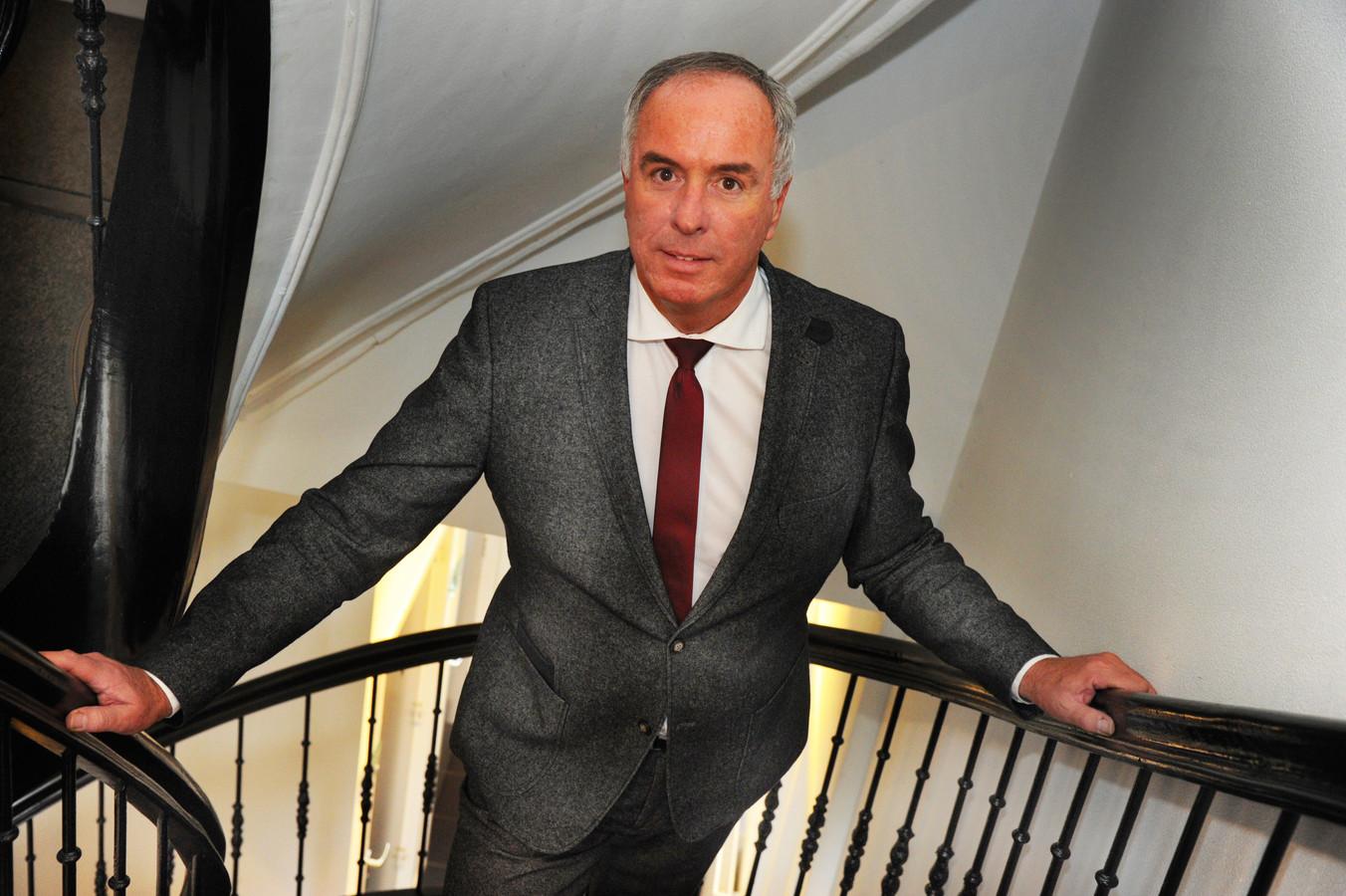Statenlid Ton Veraart heeft voorgesteld de tolvrije tunnel op te nemen in het verkiezingsprogramma van D66