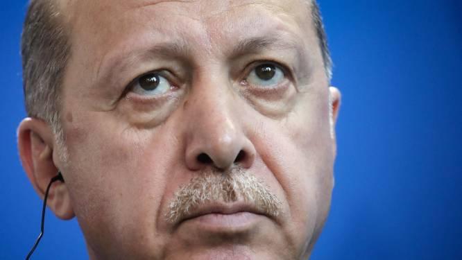 """Erdogan waarschuwt: """"Turkije kan nieuwe migratiegolf uit Syrië niet aan"""""""