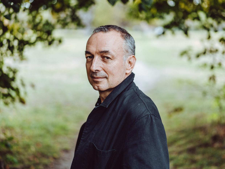 Hans-Willem Snoeck (56), professor microbiologie en immunologie aan de Columbia University in New York. Beeld Thomas Sweertvaegher