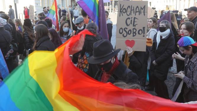 Pools parlement beslist over nieuwe wet die LGBTQ-protesten zou verbieden