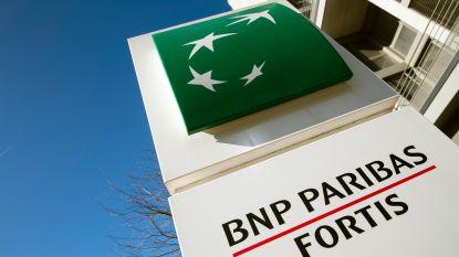 BNP Paribas Fortis sluit 267 kantoren: er verdwijnen 2.800 jobs