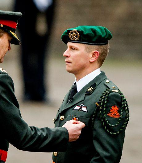 Onderscheiden militair Gijs Tuinman geeft lezing op slot Loevestein