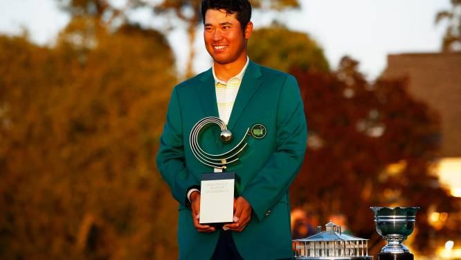 Golfer Matsuyama schrijft geschiedenis door als eerste Japanner major te winnen