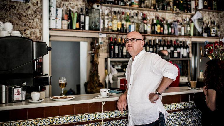 In Bar El Tigre.