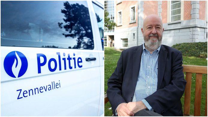 Burgemeester Marc Snoeck (Sp.a) van Halle stelt dat wie betrapt wordt zonder pardon geverbaliseerd wordt.