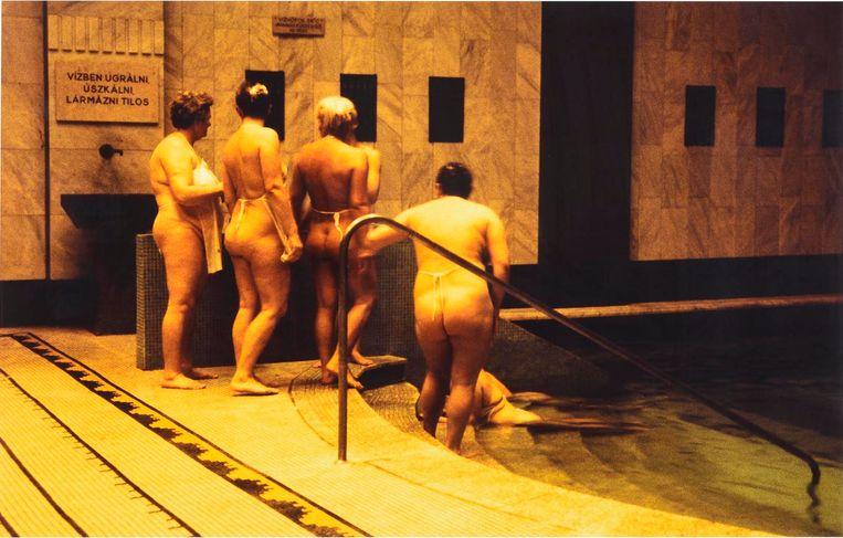 Een van de foto's uit Der Jungbrunnen, Fountain of Eternal Youth. Beeld Tacita Dean