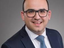 Bekir Atman lijsttrekker voor D66 in Oss
